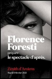 florence foresti amiens zenith nouveau spectacle humour