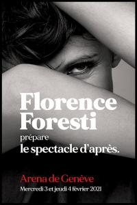 florence foresti geneve arena nouveau spectacle humour