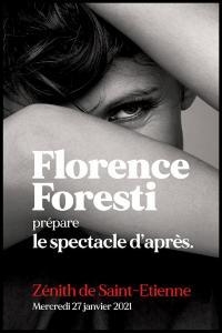 florence foresti zenith st etienne nouveau spectacle humour